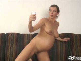 bigtits, grūtniecības stāvoklī, pornstar