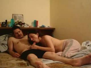 Mexicana ερασιτεχνικό ζευγάρι γαμήσι