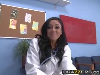 Brazzers - dokter adventures - audrey bitoni johnny sins