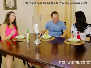 [taboo passions] sister fucks brother while eje watches addie juniper & madisin