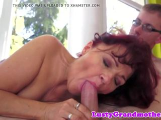 Busty Granny Doggystyled by Fat Cock, HD Porn 47