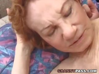 Very Old Granny gets Destroyed, Free Real Granny Porn Porn Video