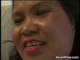 Thick e maduros asiática wants um negra caralho