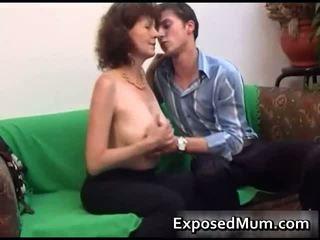 hardcore sex, milf sex, masturbācija