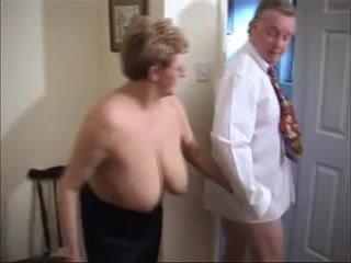 bộ ngực to, bbw, grannies