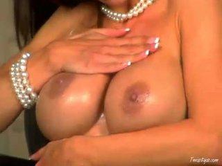 brunete, porn modeļi, big boobs
