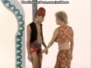Kristara barrington, susan berlin, зайче bleu в класически секс клипс