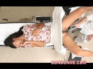 Obstetrics y gynecology doctor follada su mqmf paciente 05