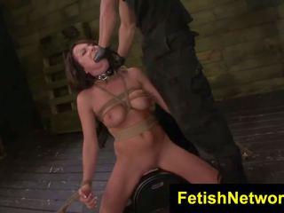 FetishNetwork Kali Kavalli sybian slave