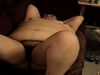 Fat Pathetic Slut Alma Smego Showing Off Pussy