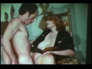 big boobs, redheads, vintage
