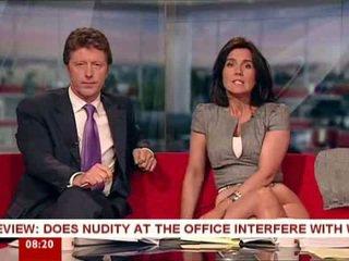 Susanna reid oynama ile seks üvey üzerinde breakfast tv