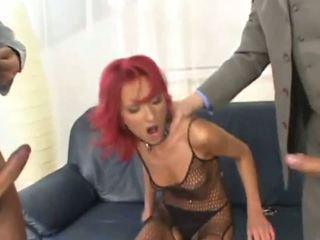 Angela winter dp trio, gratis anale hd porno f0