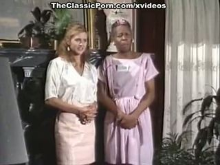 Alicia monet, engel kelly, barbara dare in vintage xxx plaats