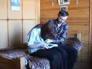 Unge russisk par