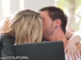 青少年, 接吻, 青少年