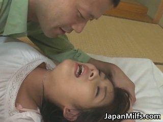 Ageha aoi asiatique poupée has insane baise