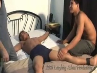 Jerome Tickled By Jesse