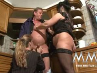 Petra Wegat Is A Naughty Sex Teacher. She Is A Bit Of Age