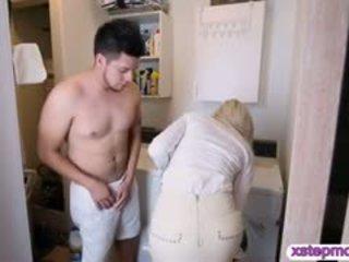 बड़े स्तन, blowjob, ओल्ड + युवा