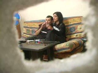Аматьори турски съпруга с руски мъж докато hubby was далеч