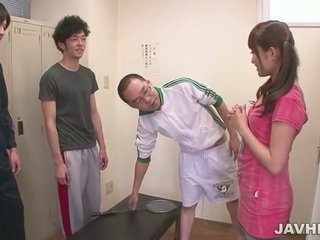 Suzu minamoto got cummed pe