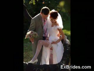 Luscious echt brides!