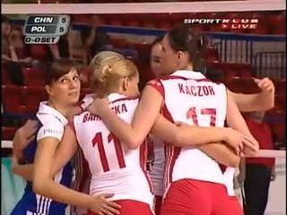 Poland volley hintern