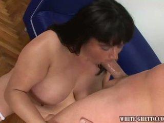 bbw, big breast, natural tits