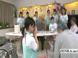 Bottomless japānieši medmāsa sixtynine minēts uz publisks
