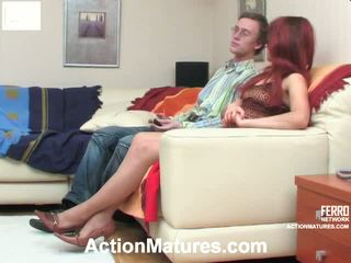 Alana in tobias marvelous mama onto video ukrepanje