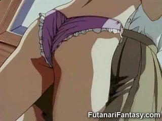 She is a Futanari Toon!