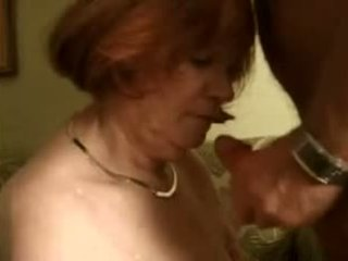 Grandmas sexy friend