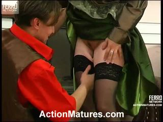LilLian And Morris Charming Mature Ont...