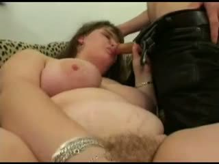 Horny Fat BBW GF Addicted to fucking and sucking cock-2