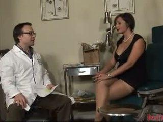 brunettes, pornstars, hospital
