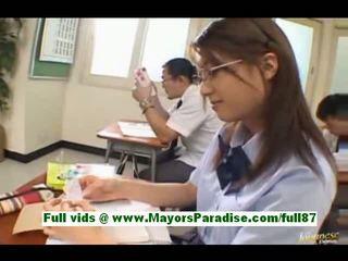 日本, 课堂, 亚洲人