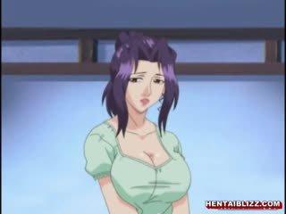 বিগ boobs, hentai, অপেশাদার