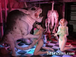 3d zeichentrick hentai zeichentrick bizarr tentakel monster fetisch extrem ogre riese zeichentrick zeichentrickfilm manga freak elf außerirdischer wichse hässlich