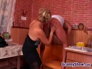 granny, blowjob, european