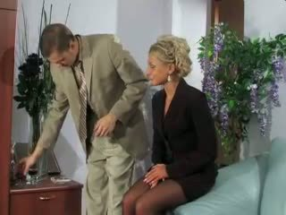 blondīnes, sekretāri, hardcore