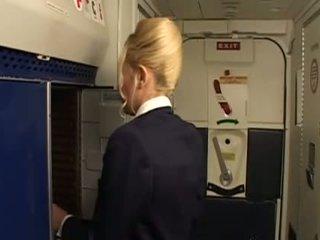 熱 和 角質 空氣 hostesses
