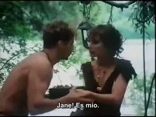 Tarzan en la selva