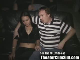 chick chica cum slut Tasting Strange R...