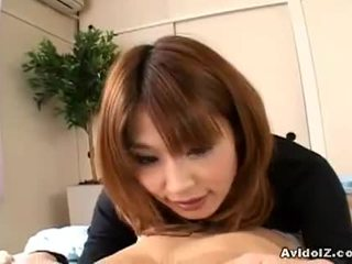 real brunette real, nice ass, japanese see