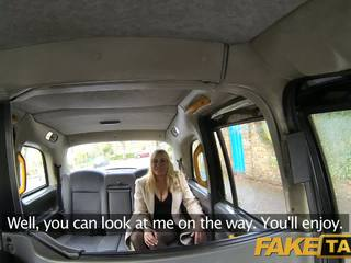 Fake taxi surpresa ejaculação interna pays para taxi