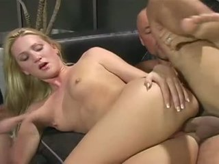 Alexis Malone Gets Her Cum Reward After An Awesome Pussy Slamming
