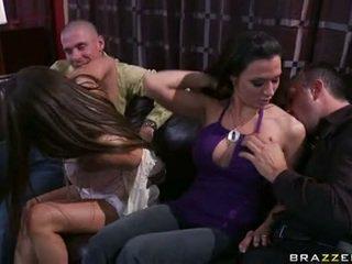 Rachel roxx και rachel starr παιχνίδι με γκόμενα lads