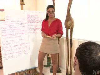 Seksuālā skolotāja tiffany brookes ser.