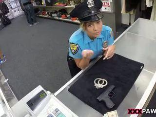 [xxxpawn] - sikiş ms. polisiýa officer